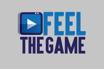 "Logo ""Feel The Game"""
