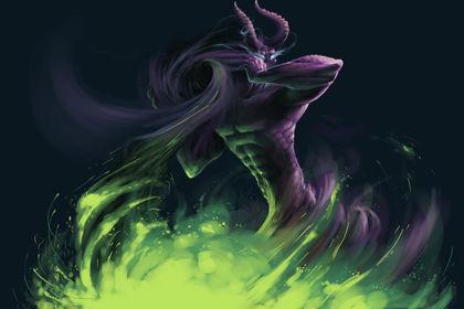 Démon Character design