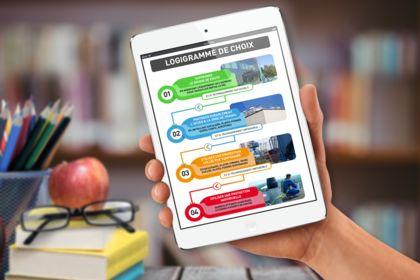 Infographie solution e-learning DUARIB