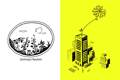 Illustrations Santropol