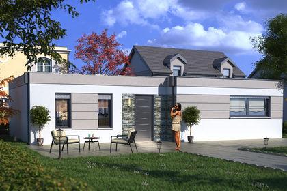 Maison 75m2 Quick Habitat