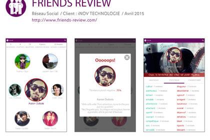 Application android_réseaux sociaux