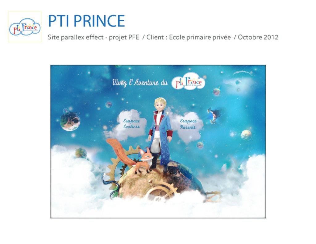 Site web_école primaire privée