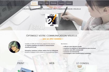 Site web graphiste