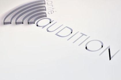 Logo Audition santé