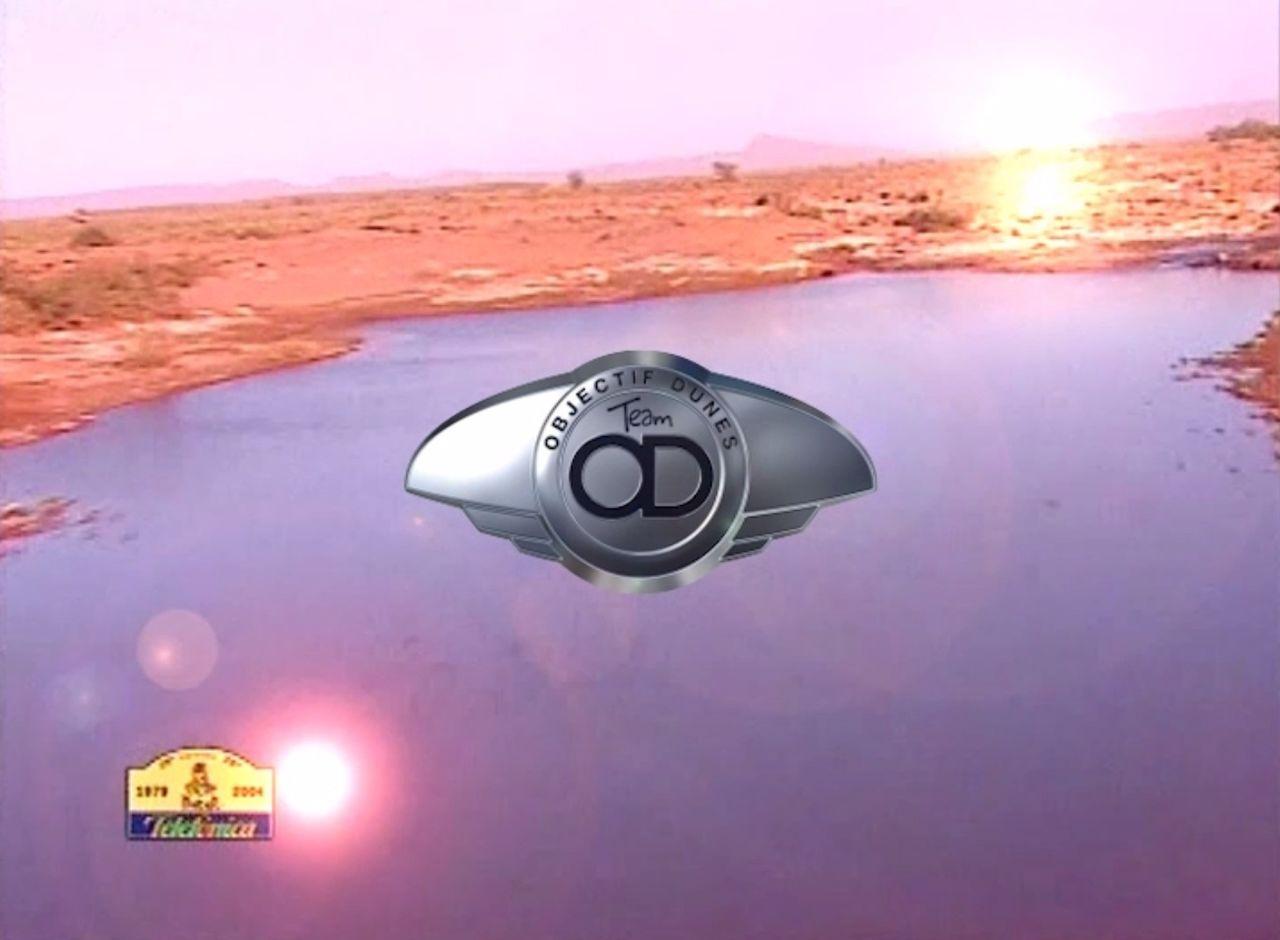 Objectif Dunes – 30 ans de rally-raid