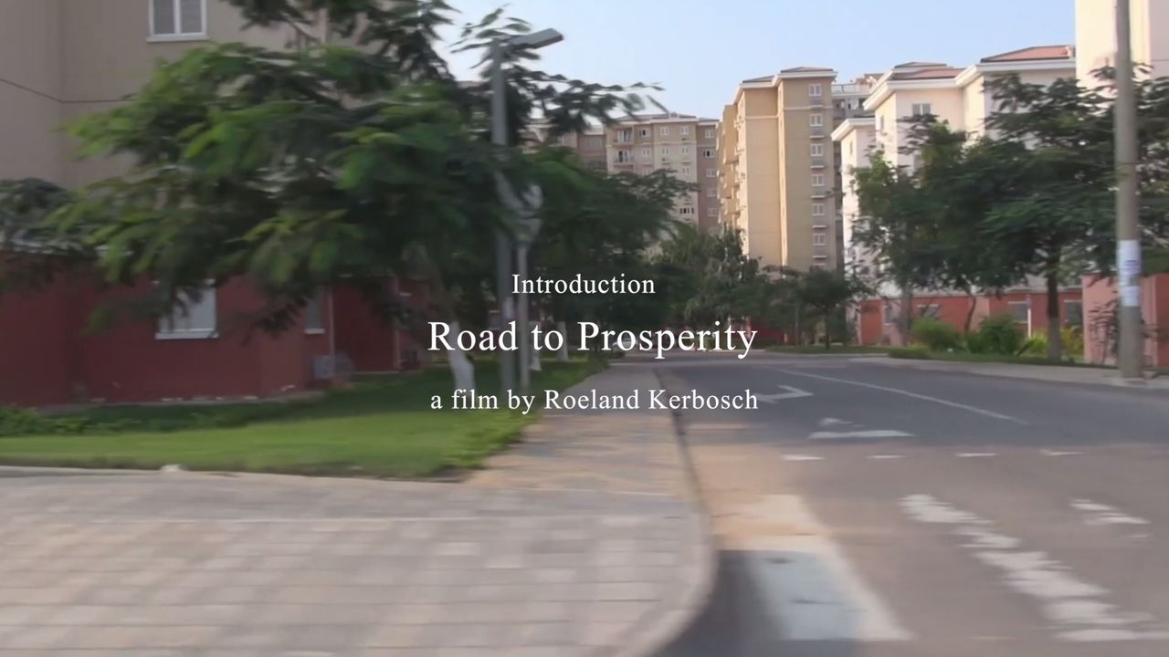 "Bande-annonce ""Road to Prosperity"" by Roeland Kerb"