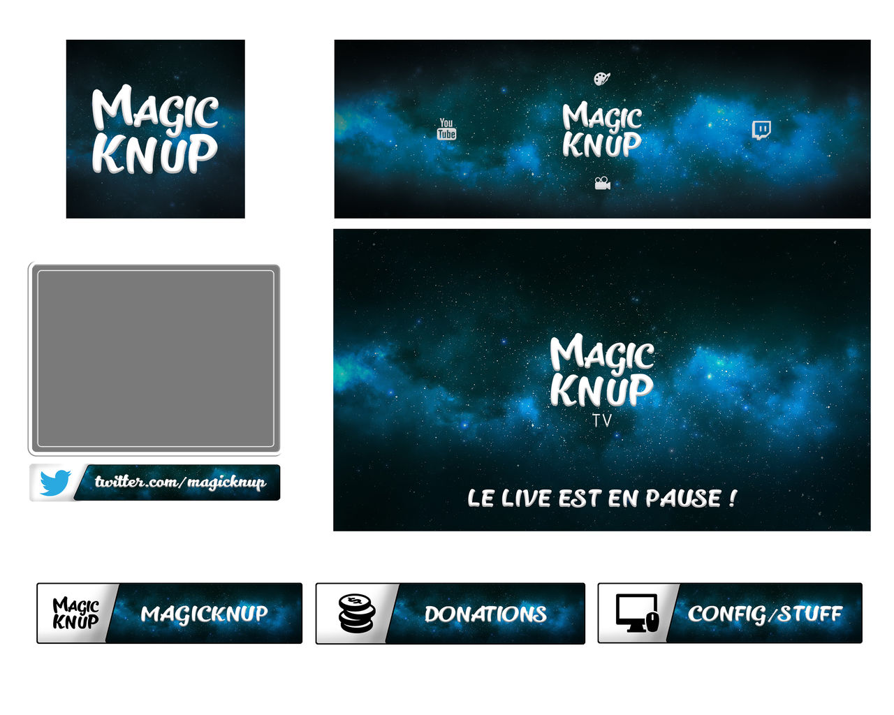 Magicknup TV
