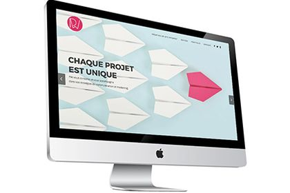 Site vitrine Agence PW