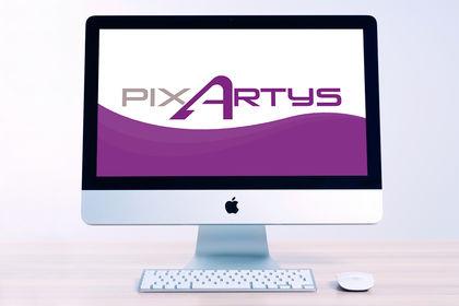 Pixartys - Logo