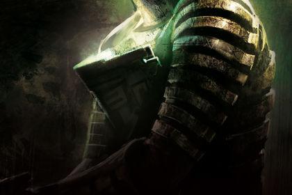 """Affiche alternative pour le jeu vidéo """"Dead Space"""""""