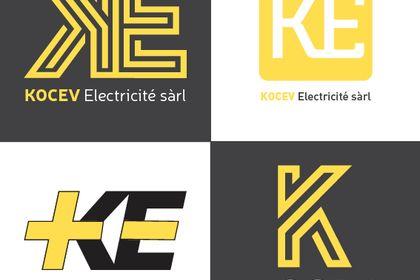 Logo KOCEV Électricité