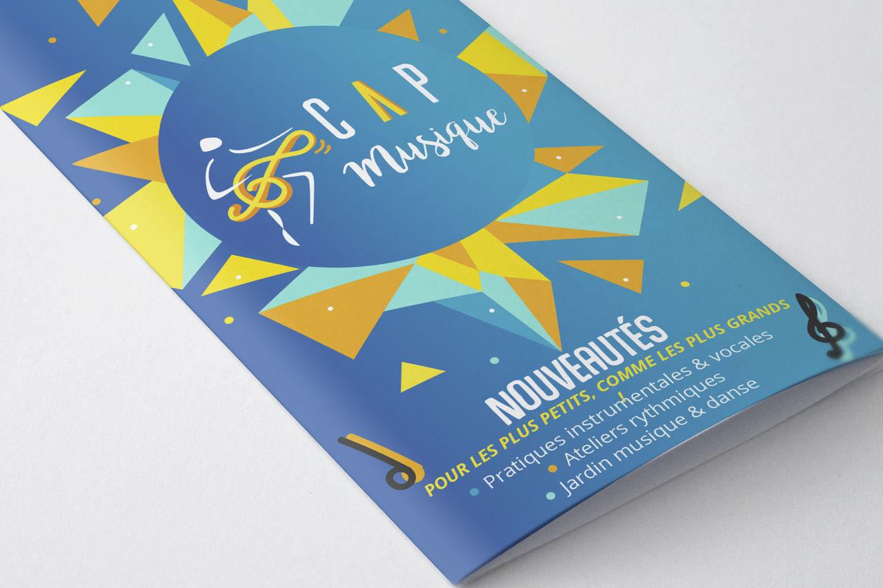 Brochure École de musique
