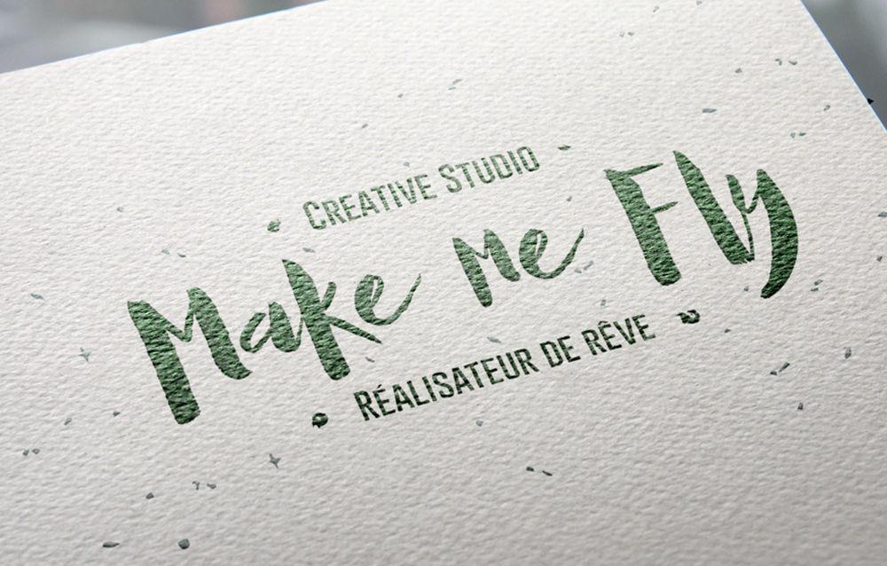 Logo Make Me Fly