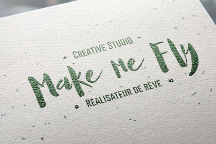 Logo Make Me Fly
