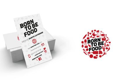 Branding born to be food