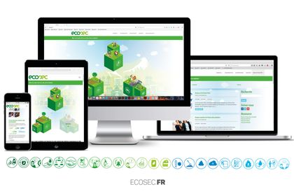 Site web ecosec.fr