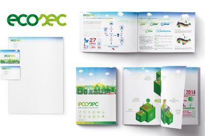 Branding et brochure ecosec