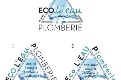 Logo plombier