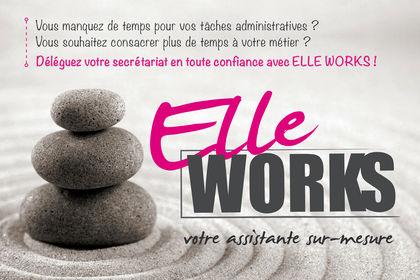 Identité visuelle Elle works