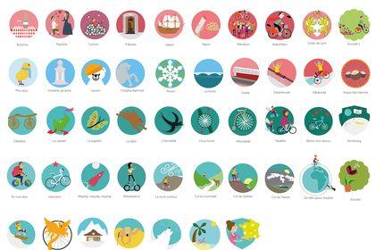 Badges CitéGreen
