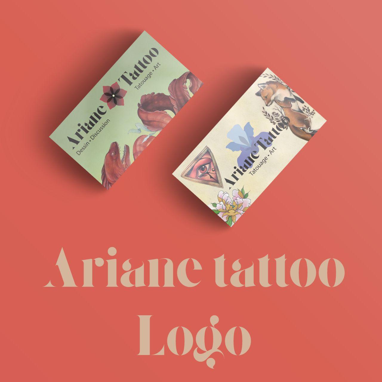 Ariane Tattoo