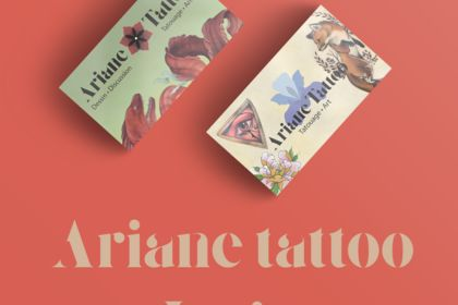 Ariane Tattoo