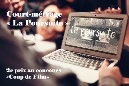 """""""La poursuite"""", court-métrage"""