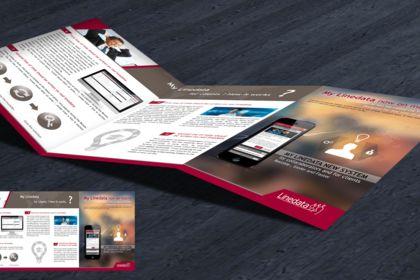 Brochure A4*3