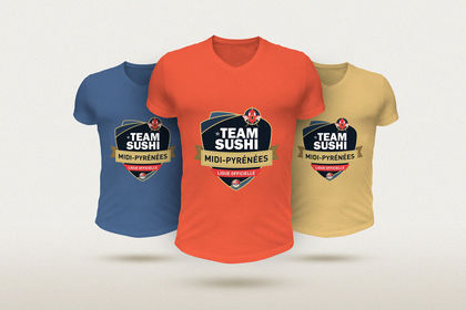 Logo Team Sushi