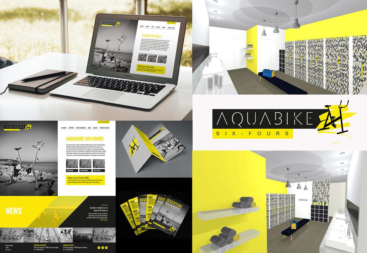 DA globale création d'un centre d'aquabike