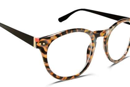 Réalisation 3D d'une paire de lunettes