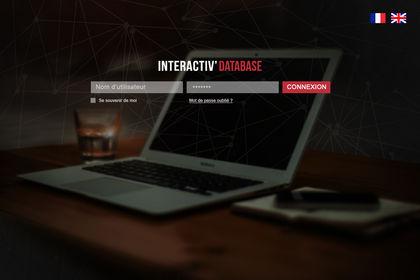 Interface logiciel