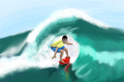 Surf Île de la réunion