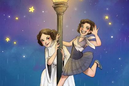 Dancin' and Singin' in the Stars
