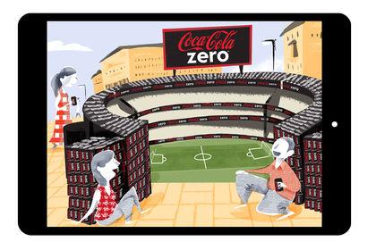 Campagne Coca Zero