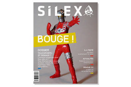 Magazine Silex, DA et mise en page