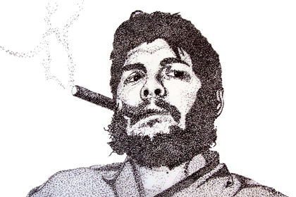 Che Guevara aux points