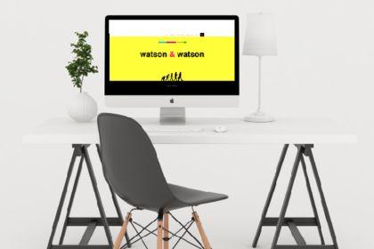 Site web Agence de communication