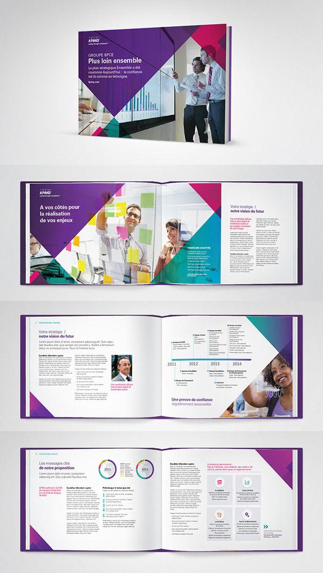 Brochure corporative  KPMG France