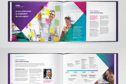 Brochure corporative  KPMG France