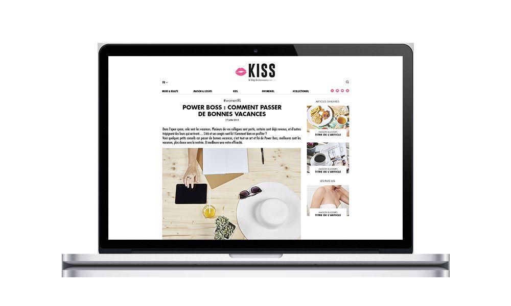 KISS - le blog
