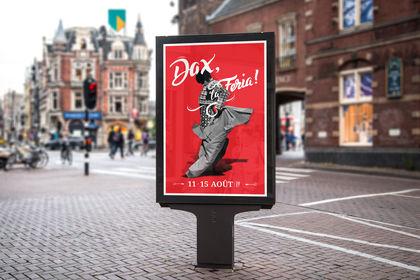 Affiche Dax