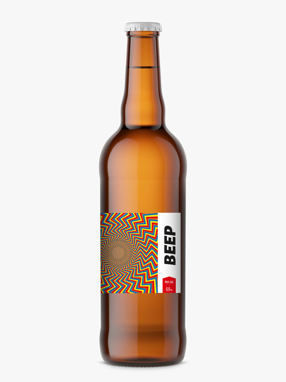 Etiquette Bière