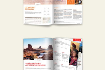 Aya Voyages Brochure