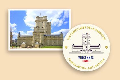 Illustration Château Vincennes