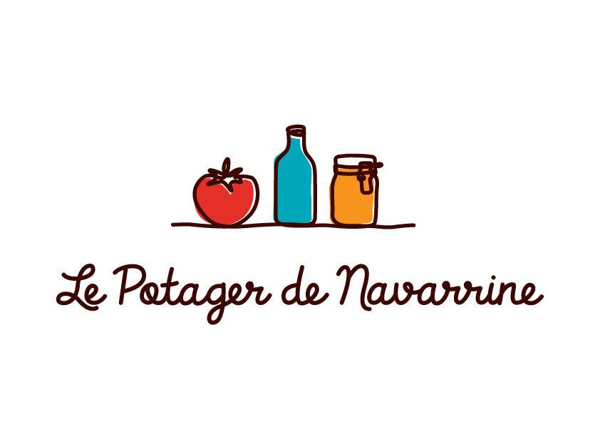 Logo - Le Potager de Navarrine