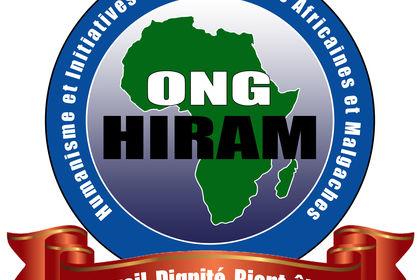 Logo ONG HIRAM