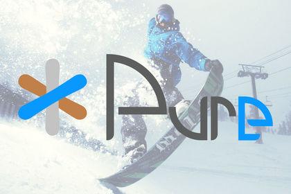 Pure - École de snowboard