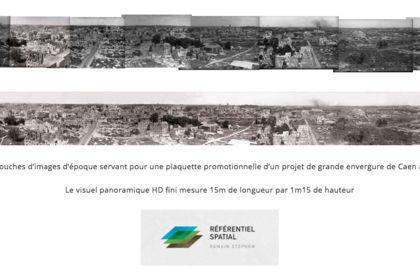 Projet Caen après-guerre